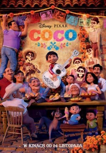 3D Coco - dubbing