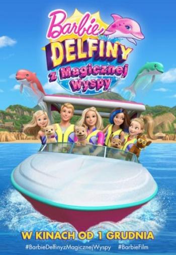 Barbie: Delfiny z Magicznej Wyspy