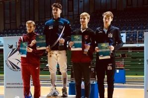 Mateusz Godlewski pierwszy w Pucharze Europy do lat 23!