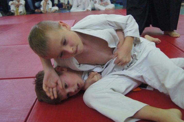 Ju-Jitsu rządziło w sobotę w Łężynie. Walczyły cztery kluby