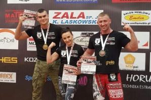 Central Tytan Team Konin na Mistrzostwach Świata w Siedlcach