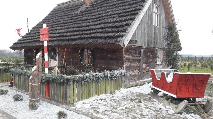Odwiedziliśmy wioskę świętego Mikołaja. Było jak w bajce!