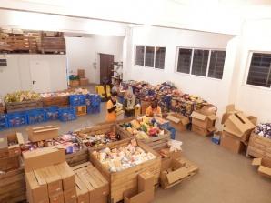 Podsumowanie przedświątecznej zbiórki żywności. Była rekordowa