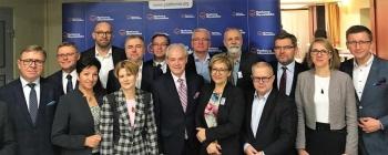 Reprezentanci regionu konińskiego we władzach wielkopolskich PO
