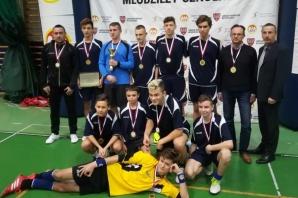 Zespół ZSGE i Górnika wygrał finał Igrzysk Młodzieży Szkolnej