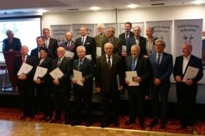 Członkowie KKSz Konin nagrodzeni za rozwój polskiej szermierki