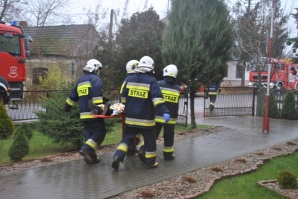 Koło, Słupca. Strażacy gotowi do zimowych anomalii pogodowych
