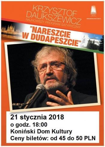 Daukszewicz ,,Nareszcie w Dudapeszcie''