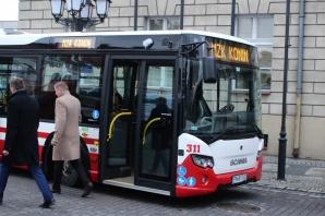 Konin. Autobusy jak rolls-royce'y. Kierowcy dostali kluczyki