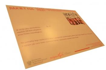 Pakiet na 100-lecie odzyskania niepodległości. Start w dorosłość