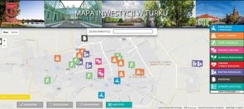 Turek. Mapa inwestycji i zarządców dróg do wglądu mieszkańców