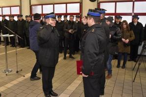 Turek. Powołanie nowego zastępcy komendanta straży pożarnej