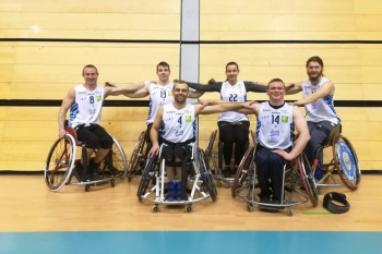 Central European Cup. Mustang Konin na trzecim miejscu