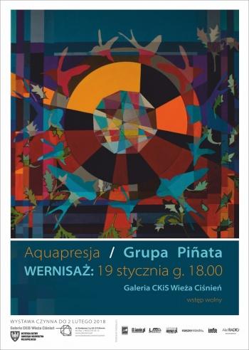 Wernisaż Grupy Piñata