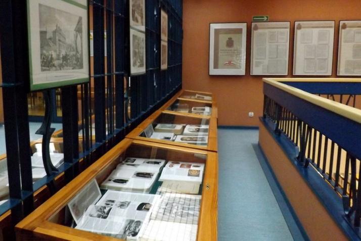 Powstanie 1863 r. w archiwaliach i literaturze – wystawa w MBP