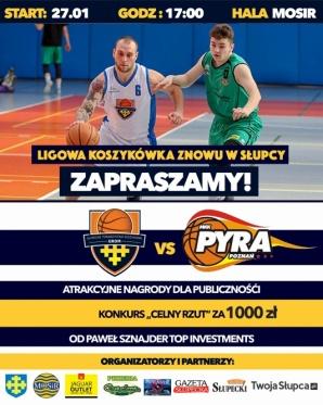 Sportowy weekend: W Słupcy zagrają w siatkówkę i koszykówkę