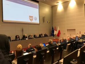 """Sejmik przyjął stanowisko o eksploatacji złoża węgla """"Ościsłowo"""""""