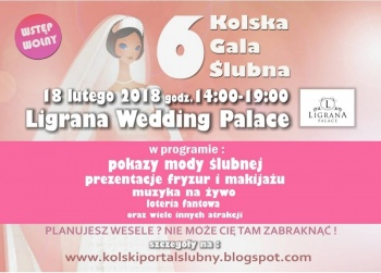 VI Kolska Gala Ślubna
