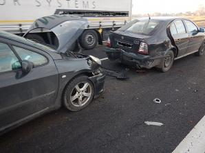 Mariampol. Zderzyły się dwa samochody. Nikt nie ucierpiał