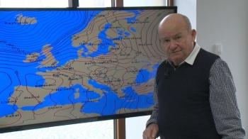 Pogoda według Kazimierza Gmerka. Niewielkie opady śniegu