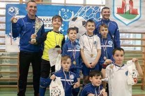 Turniej OZPN Konin. W Kłodawie najlepsi orlicy młodsi Olimpii Koło