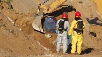 Na wiosnę georadarem sprawdzą nieczynne żwirowisko w Depauli