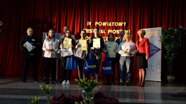 Konin. Festiwal Piosenki Obcojęzycznej w III LO po raz czwarty