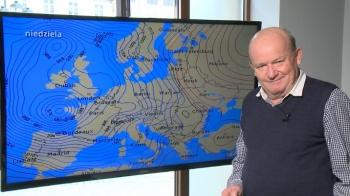 Pogoda wg Kazimierza Gmerka. Będzie ciepło. Idzie wiosna!
