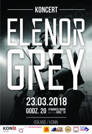 """Koncert """"Elenor Grey"""" w Ramach """"Nowe Brzmienia"""""""