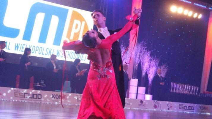 Tancerze z całej Polski w Koninie walczą o mistrzostwo kraju