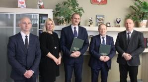 """Konin. """"Górnicza"""" podpisała umowę partnerską z Impexmetalem"""