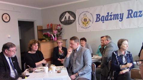 """Konińskie Stowarzyszenie Abstynentów """"Szansa"""" otworzyło klub"""