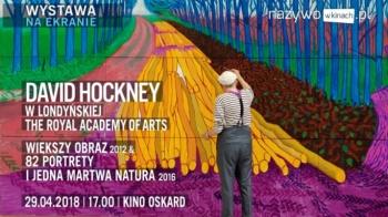 Wystawa na Ekranie - Pejzaże, portrety i martwe natury w kinie Oskard