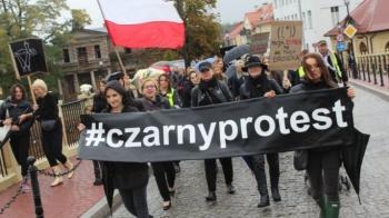 Kobiety przeciwko zakazowi aborcji. Konin zaprotestuje w sobotę