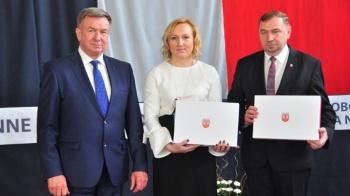W Kleczewie zainaugurowano 100-lecie odzyskania niepodległości
