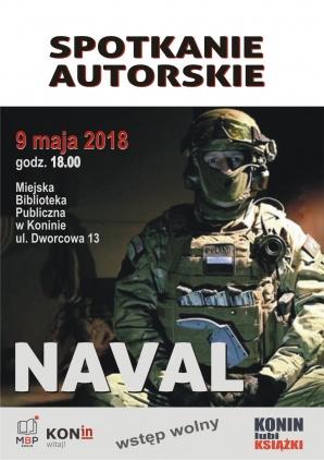 Spotkanie z Navalem, pierwowzorem GROM-owca w grze komputerowe