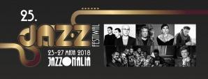 25 Jazz Festiwal Jazzonalia 2018