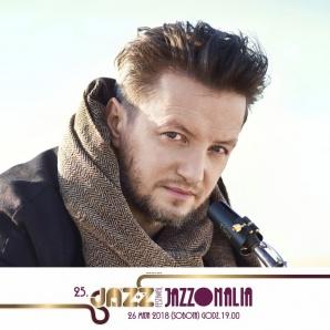 25 Jazz Festiwal Jazzonalia 2018 - GRZECH PIOTROWSKI & Alchemik Orchestra+goście