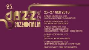 25 Jazz Festiwal Jazzonalia 2018 - wystawa zdjęć Marka Karewicza