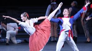 Balet Płomień Paryża - Bolshoi  Ballet
