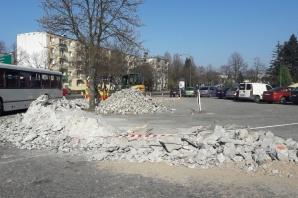 Projektant hali Rondo nie zgłasza zastrzeżeń ws. rozbiórki murku