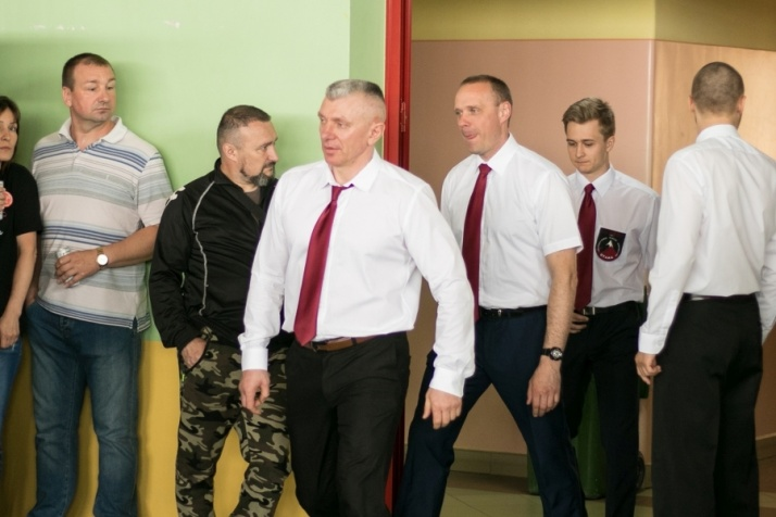 Karate rządziło w Ślesinie. Przygotowywali się do mistrzostw Polski