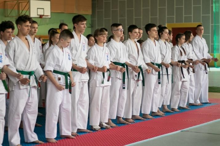 Nowy nabór do Akademii Oyama Karate w Ślesinie