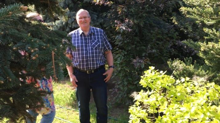 Tajemniczy ogród prezydenta Konina – Józefa Nowickiego