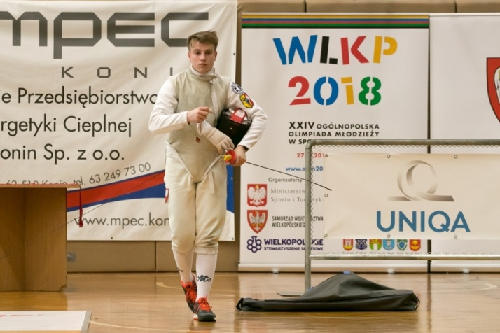OOM: Po szabli czas na floret. Pięć medali jedzie do Gdańska