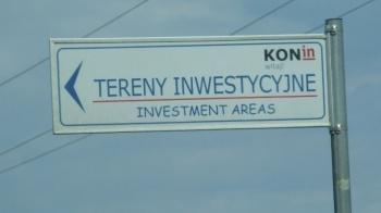 Konin. Odwodnienie terenów inwestycyjnych bez rozstrzygnięcia