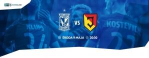 Lech - Jagiellonia: Przedostatni mecz sezonu na INEA Stadionie