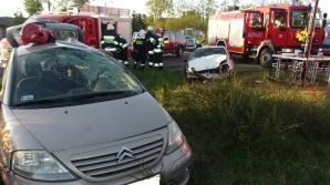 Wypadek w Olszówce. Poszkodowane zostało 2-letnie dziecko