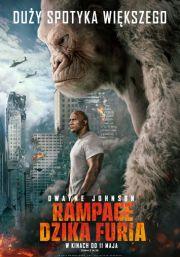 Rampage: Dzika furia 3D dubbing