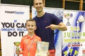 Winciaszek najlepszy w grze podwójnej na Grand Prix Częstochowy